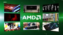 AMD sinks; Fitbit soars; Starbucks raises prices