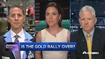 Futures Now: Gold rally over?