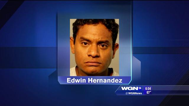 Man charged with breaking and entering, assaulting girl