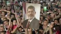 Clashes erupt in major pushback by Egypt Islamists