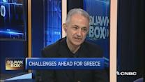There will be a 'temporary' Greek deal: Freris