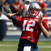 Good news for Panthers Brady will play tonight