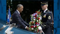 Barack Obama Breaking News: Americans Mark Memorial Day