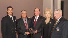 Takeda Receives Award for Supporting Employees Who Serve In Military