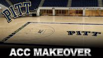 Pitt's Petersen Events Center Gets An ACC Makeover