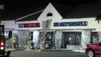 Fire damages popular NJ bagel shop