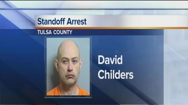 TPD standoff ends with arrest