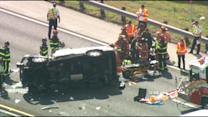 Weston Accident Leaves One Dead, 6 Transported To Hospital