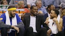 Kevin Durant on track in recovery from knee sprain, could return before end of regular season