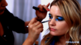 See Prabal Gurung's Electric Blue Eyes Re-Created