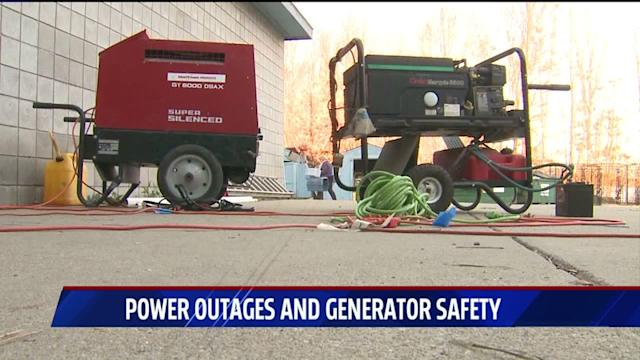 Tips For Using A Generator During Power Outages