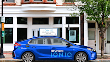 Hyundai's new car-sharing program lets users drive its electric cars for free