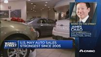 This is the key driver of US auto sales in May