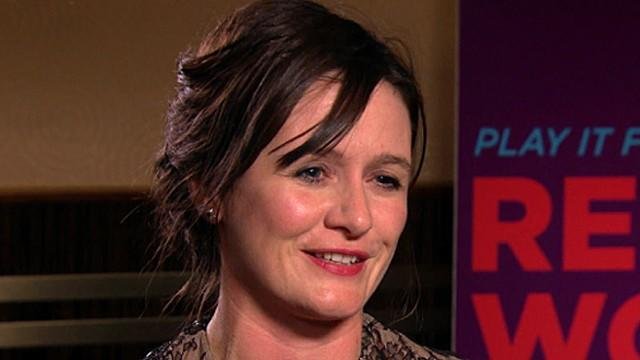 Emily Mortimer's Journalist Inspirations