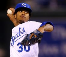 Danny Duffy, Christian Colon join fans in mourning Yordano Ventura at Kauffman Stadium