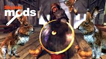 Top 5 Skyrim Mods of the Week - Giant Rabbits vs. Chicken Shout