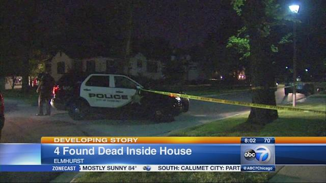 Elmhurst family found dead inside home