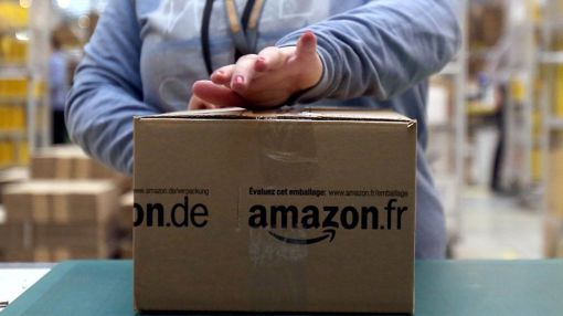 Stocks Mixed; Amazon Makes Lame Gain After Blowout Report