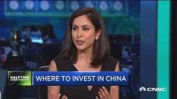 Where to invest in China