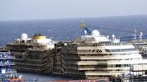 Concordia Success Boosts Pride for Shamed Italy