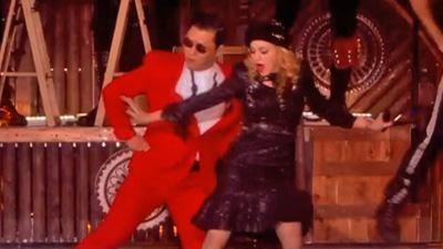 ShowBiz Minute: Madonna, INXS, Killers