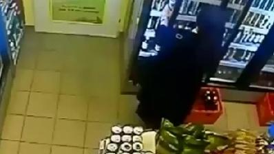 Nun Caught Stealing Beer!
