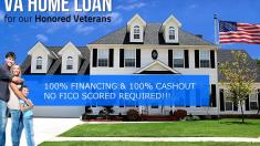 VA Loans Starting At 2.75% For 30Y Fixed Rate!