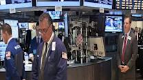 Raw: NYSE Holds Moment of Silence for Boston