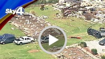 Sky 4 Survey's Hurricane Irene Damage