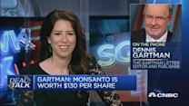 Monsanto worth $130 per share: Expert