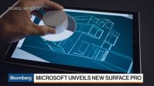 Microsoft Unveils New Version of Surface Pro Tablet