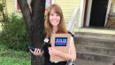 Julie Oliver Was A Homeless, Pregnant Teen. Now She's Running For Congress In Texas.