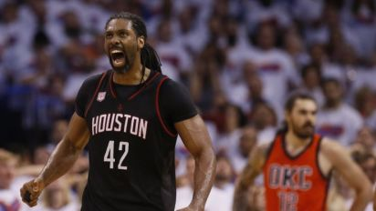 Rockets ruin another historic Westbrook feat