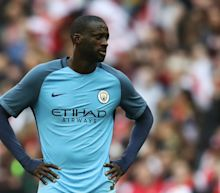 Yaya Toure blasts officials after Manchester City are knocked out of the FA Cup