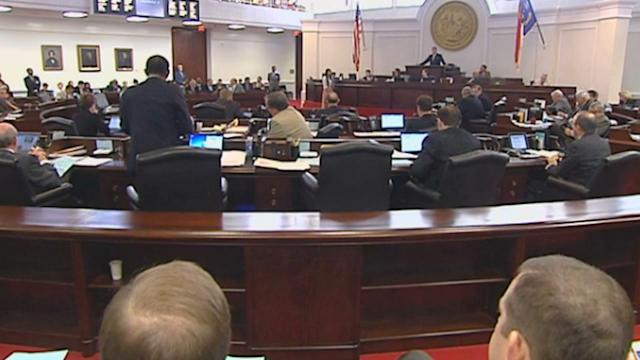 NC Senate approves sweeping abortion bill