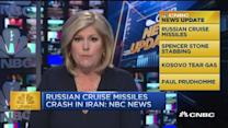 CNBC update: Russian missiles hit Iran