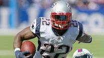 Stevan Ridley stock rises after Vereen injury