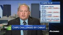 Chips most exposed to Asia