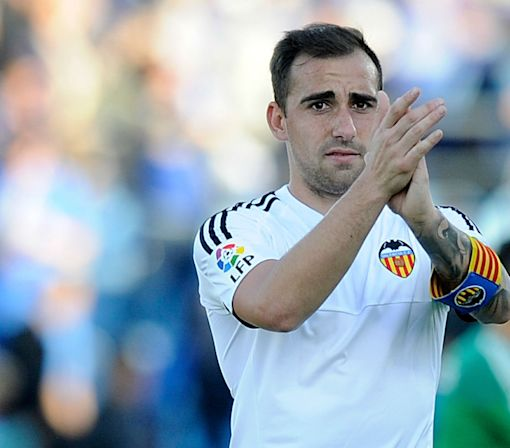 LaLiga: Barcelona sign €30m Valencia striker Alcacer