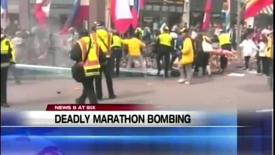Officials update Boston Marathon explosions