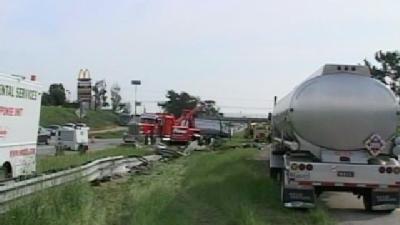 Big Rig Wreck Causes Major Delays Near Gonzales