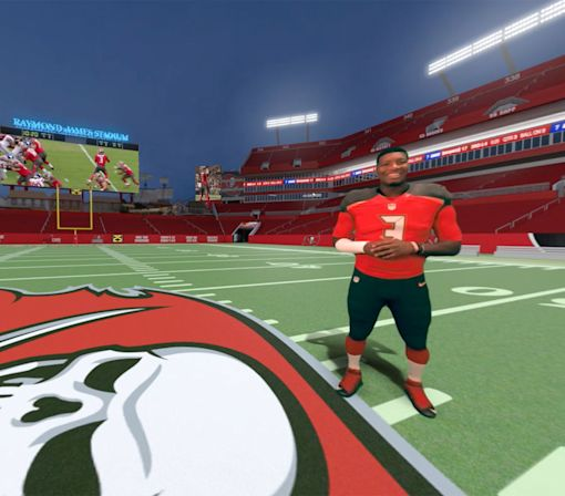 Tampa Bay Buccaneers Bring Virtual Reality to the Gridiron