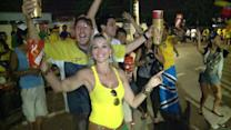 Cuiaba party for Colombia after third straight win