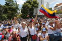 The Latest: UN calls for dialogue in Venezuela standoff