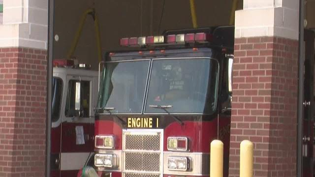 Parma firefighters train for industrial fires