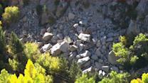 Giant rockslide in Colo. kills five