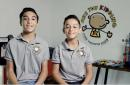 These kid brothers are successful entrepreneurs – and they're uplifting other kids along the way