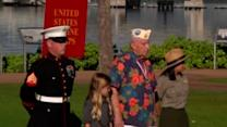 Survivors gather on 72nd anniversary of Pearl Harbor attack