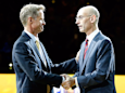 Steve Kerr and Adam Silver both wanted the Warriors to go to the White House for a specific reason ? but now it doesn't seem possible