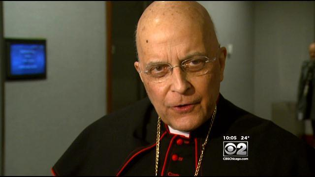 Full Speed Ahead For Cardinal George